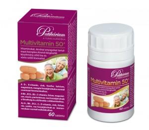 Multivitamin 50+